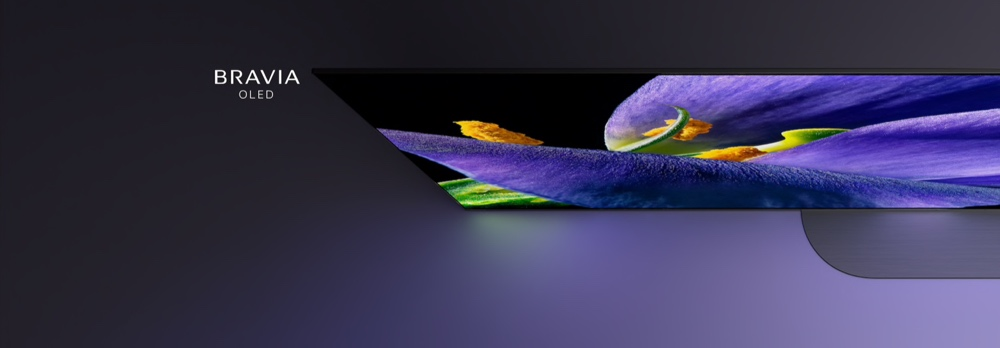 OLED Телевизоры Sony A8 Series