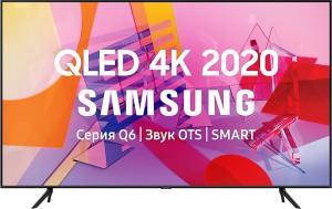 Телевизор QLED Samsung QE50Q60TAUXRU