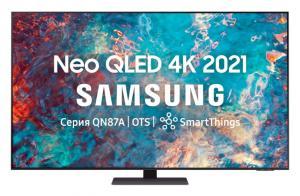Телевизор QLED Samsung QE75QN87AUXRU