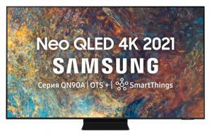 Телевизор QLED Samsung QE85QN90AAUXRU