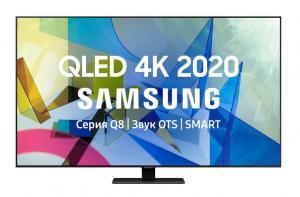 Телевизор QLED Samsung QE85Q87TAUXRU